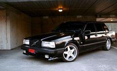 Volvo 740   Wheels   Black