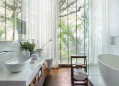 Apparently THIS Is The Easiest Way To Get More Space In Your Bathroom… The End Result? GORGEOUS!