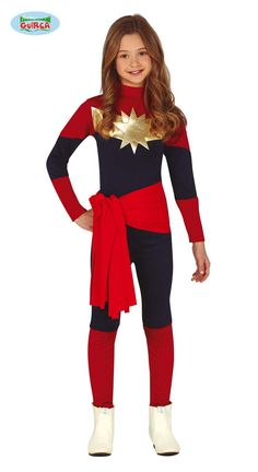 Childrens Space Captain includes jumpsuit with gold star design in the middle and red tie for the waist. Buy now from Giftsnparty. Space Captain, Superhero Fancy Dress, Blue Jumpsuits, Star Designs, Overall, Gold Stars, Captain America, Navy Blue, Middle