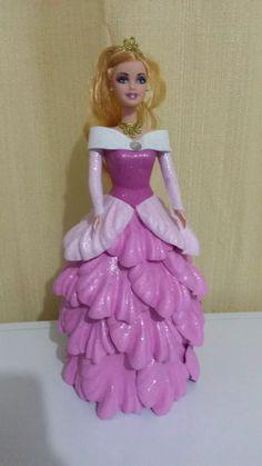 bonecas barbie em eva