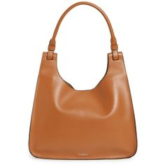b76417f433 Women s Lodis Blair Collection - Dara Italian Leather Hobo (£200) ❤ liked  on Polyvore featuring bags