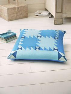 Decorative cushions are now eye-wateringly expensive so why not make your own? You can pick the fabric you like and if sewing fills you with dread, why not just use fabric glue?This way you can create cushions that are perfect for you and exude homemade charm.