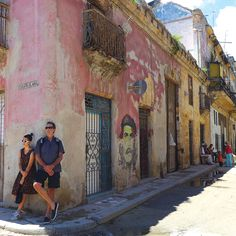 Time Travel to Cuba