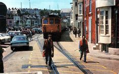 dorset, weymouth, the boat train 1970s.jpg 840×525 pixels