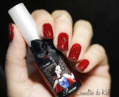 Esmaltes da Kelly polish Snow White