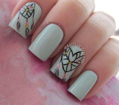 25 Spring Nail Trends Tutorials Adorable ********
