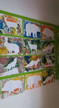 Ideas Animal Art Projects For Kids Preschool Ideas Kindergarten Art, Preschool Crafts, Crafts For Kids, Cat Crafts, Preschool Zoo Theme, Unicorn Crafts, July Crafts, Preschool Ideas, Paper Crafts
