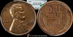 The 1955 doubled-die Lincoln cent. The coin that really energized mint-error collecting, making it one of the most active areas of numismatics today.