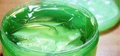Faça em casa este eficiente gel para eliminar estrias, manchas e rugas | Cura pela Natureza