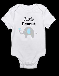 e5d8c4cd17df82 Elephant Big Peanut T-Shirt. Elephant Baby ...