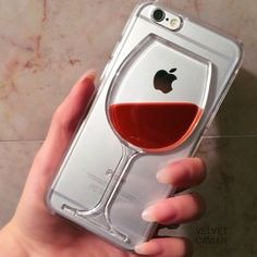 WINE & DINE ME IPHONE CASE | Spotted on @winerist