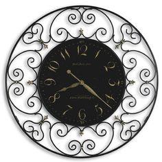 Howard Miller oversized wall clock