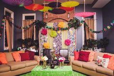 Hostess with the Mostess® - Sarah's Alice in Wonderland Merry 30th UnBirthday Party