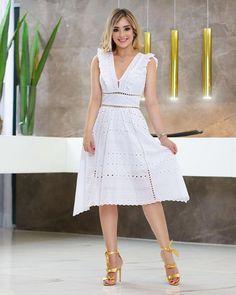Unique prom dresses with hottest - Her Crochet Unique Prom Dresses, Simple Dresses, Pretty Dresses, Beautiful Dresses, Casual Dresses, Fashion Dresses, Summer Dresses, I Dress, Lace Dress