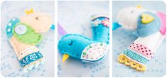 Easter birds tutorial by Craft & Creativity