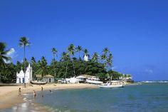 Praia do Forte - Bahia - Brasil by Simone de Castro, via Flickr