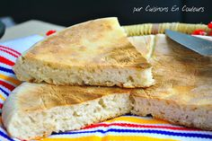 Matlouâ, le pain maison marocain - Cuisinons En Couleurs
