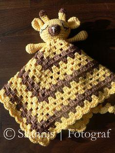 Ravelry: Baby blanket giraffe, monkey, bunny pattern by SaannisDesign