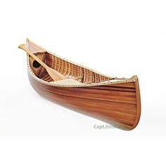 CaptJimsCargo - Display Cedar Strip Built Canoe 6' Wooden Model Boat Flat Matte Finish, (http://www.captjimscargo.com/cedar-strip-canoes-kayaks-surfboards/display-cedar-strip-built-canoe-6-wooden-model-boat-flat-matte-finish/) This beautiful Canoe is handcrafted from beautiful strips of 100% Canadian western red cedar wood