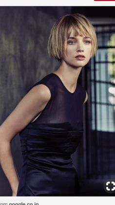 Today we have the most stylish 86 Cute Short Pixie Haircuts. Pixie haircut, of course, offers a lot of options for the hair of the ladies'… Continue Reading → Short Bob Hairstyles, Hairstyles With Bangs, Short Hair Cuts, Short Hair Styles, Straight Bangs, Grunge Hair, Great Hair, Hair Today, Fine Hair