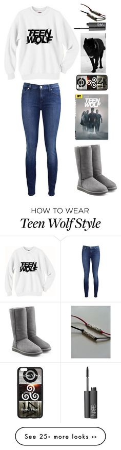 """Teen Wolf"" by sasha06527 on Polyvore"