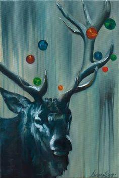 "Saatchi Art Artist Adrienne Egger; Painting, ""Relativity"" #art"