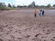Escasez de agua en el Chaco