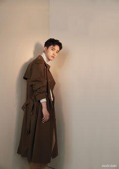 Kyungsoo to Marie Claire Kyungsoo, Two Worlds, Exo Lockscreen, Chansoo, Exo Korean, Exo Do, Do Kyung Soo, Kpop Exo, Travie Mccoy