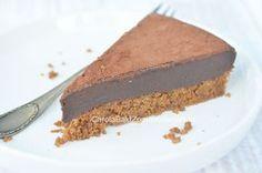 Deze chocolade fudgetaart heef alles in huis om jouw lievelings-taart te worden: chocolade, snel klaar, no bake en iedereen lijkt het heerlijk te vinden!