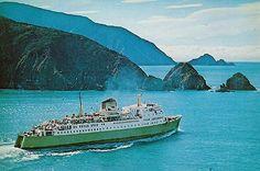 Interislander - New Zealand Railways - Tranz Rail - Ferry Postcards and Photographs