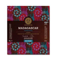 Chocolate Tree Madagascar 100 new packaging 2016