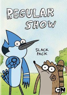 Regular Show Slack Pack DVD