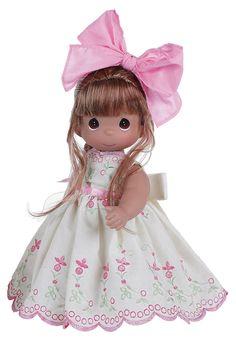 Кукла «завтрашний день» брюнетка precious moments