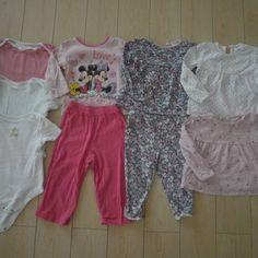 Oblečení pro holčičku, vel. 92 z bazaru za 150 Kč | Dětský bazar.cz
