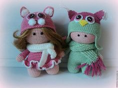 Кукляндия: Маленькие куколки