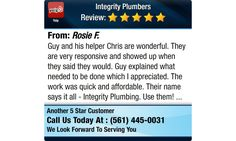 Guy and his helper Chris are wonderful. They are very responsive and showed up when they...