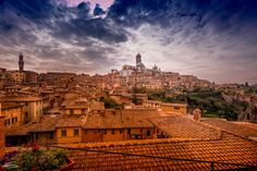 Photograph Siena by Rob Menting on 500px