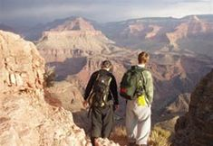 Hiking in the Grand Canyon South Rim - What to Bring (there's also a page with Sunset/Sunrise viewpoint suggestions)