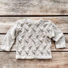 Pea blouse knittingforolive.dk