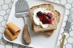 Take a lesson from the Norwegians and make this recipe for Norwegian Multigrain Breakfast Bread. Served with homemade jam and butter or mascarpone, it's a… Brunch Recipes, Bread Recipes, Norwegian Food, Norwegian Recipes, Bread Ingredients, Dry Yeast, Homemade, Baking, Breakfast