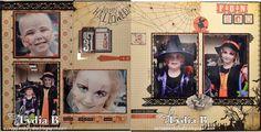 """craftliners: """"Halloween Halloween mag ik een snoepje misschien""""..."""