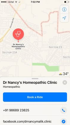 Dr Nancy's Homeopath
