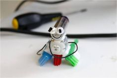 mini robot 2nd wire 2