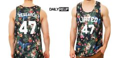 LRG Bird Game Crazy Basketball Jersey / Come up #dailyReup #fashion #apparel #streetwear #liftedresearchgroup #lrg #lifted #tanktop #outfit