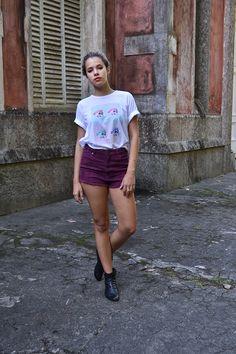 HEARTLINES. Fotografia e Produção: Beatriz Tacconi e Juliana Spinetti. Modelo: Fernanda Oak.  Studio94.