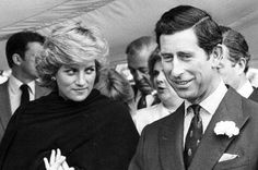 July 30 1987 Charles & Diana attended the Golden Jubilee Celebrations of the Cornwall Federation of Young Farmer's Clubs and the pageant on the 650th anniversary of the Duchy of Cornwall at Trewithen