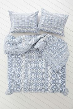 Plum & Bow Agra Stripe Comforter