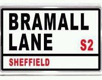 beautiful downtown Bramall Lane Sheffield United Football, Sheffield United Fc, Bramall Lane, Best Football Team, Yorkshire England, Blade, I Am Awesome, The Unit, Memories
