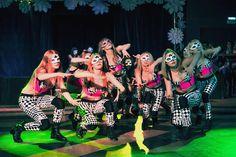 Клубный танец видео - http://project-nsk.ru день рождения школы New Project