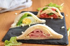 Panini Sandwiches, Breakfast Items, Stromboli, Tea Time, Buffet, Appetizers, Food And Drink, Favorite Recipes, Meals